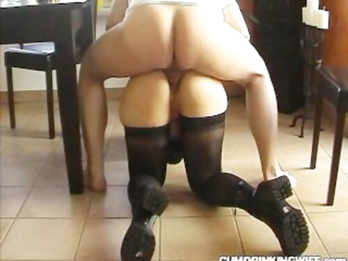 Wife gets anal gangbanged and double penetrated