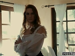Unspoiled TABOO Lena Paul Creampied By College Mate As Her Wifey Siri Dahl Witnesses