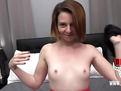 Puny Sophie Rae Gets Predominated And Used Like A Tart's Fucktoy