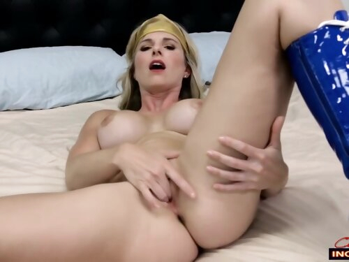 Cory Chase Cosplay Milf Porn Video