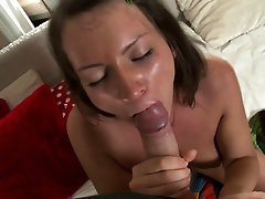 Firm Pouch Hook-up Joy And CIM For Julia Fomenkova