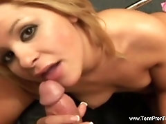 Brandy Lace Passes The Porno Starlet Casting and feel the
