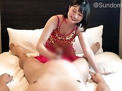 Nip Play and Edging Hand job Vol.5 / Japanese Female domination CFNM Unexperienced Cosplay