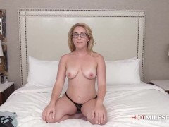 Scorching Very first Screw On Camera For Mommy Abbey James As She Gets Pounded Mischievous And Packed With Spunk