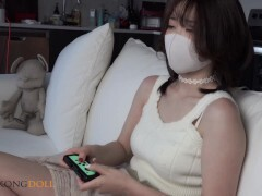 Tasty Chinese Prostitute 1 Screw her when she was toying Nintendo pearly