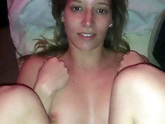 Creampie Cunt For Lovely Ash-blonde Woman - Tasty Bombshell Gets Bitchy