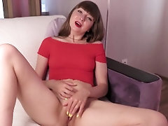 Sultry Flashing Promiscuous Woman