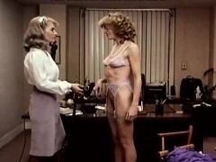 Lee Caroll, Sharon Kane in fur covered cunt eaten and