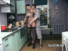Wife Harassments Horny Want To Get Fisted