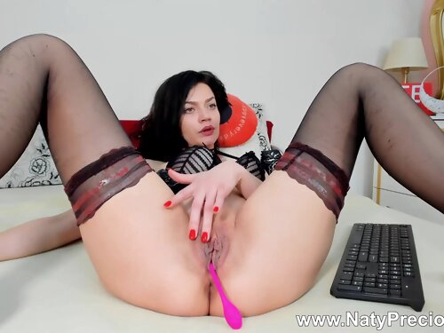 Naty Precious In Will You Finger My Ass Or My Pussy ???