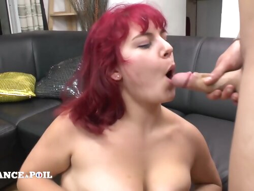 Casting Couch Of A Pretty Big-boned Chubby Milf